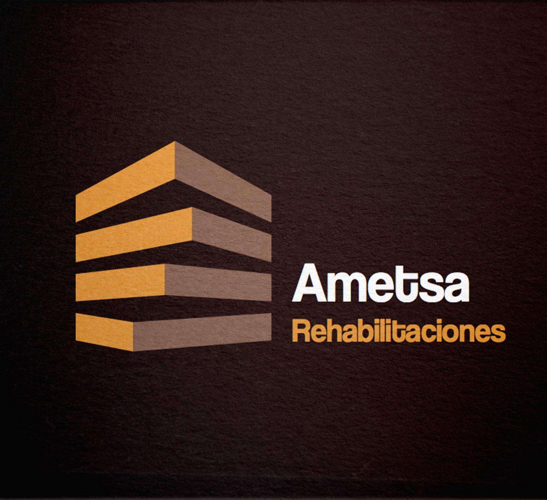 logotipo ametsa