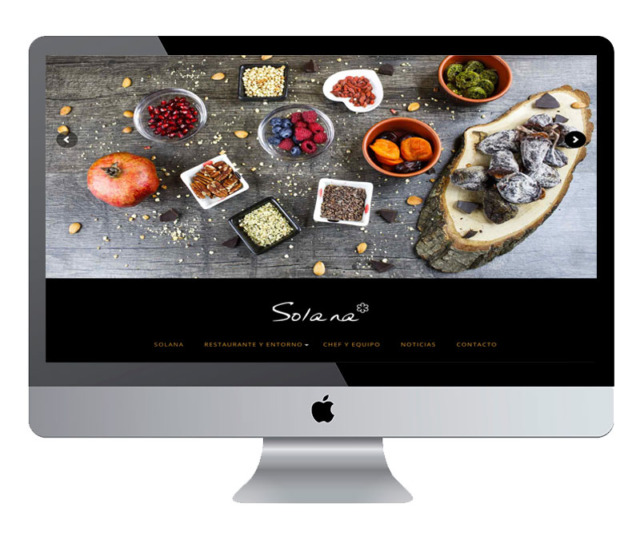 restaurante solana pagina web